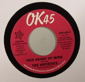 ARTISTICS, The - This Heart Of Mine