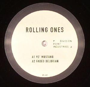 ROLLING ONES - Rolling Ones