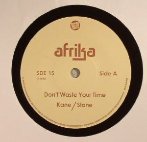 AFRIKA - Don't Waste Your Time