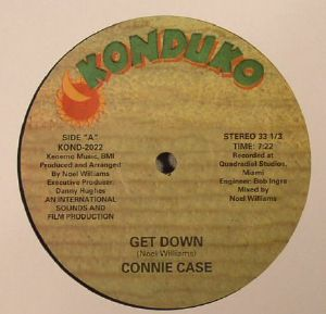 CASE, Connie - Get Down (remastered)