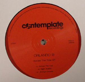 ORLANDO B - Across The Trax EP