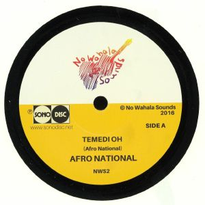 AFRO NATIONAL - Temedi Oh
