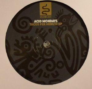 ACID MONDAYS - Tacos Per Minute EP