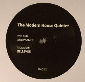 MODERN HOUSE QUINTET - Marmande