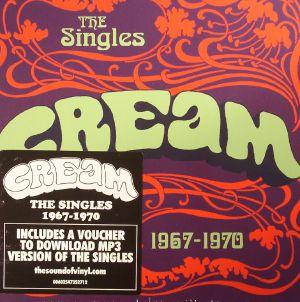 CREAM - 7'' Singles Box Set