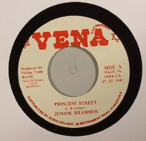 JUNIOR BRAMMER - Princess Street