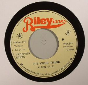 ELLIS, Alton/VIN GORDON - It's Your Thing