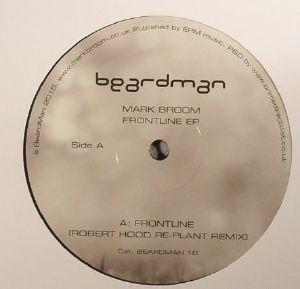 BROOM, Mark - Frontline EP