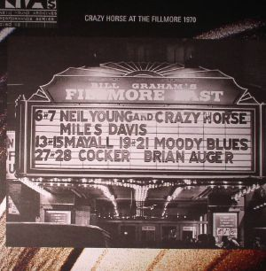 YOUNG, Neil/CRAZY HORSE - Live At The Fillmore East March 6 & 7 1970