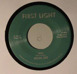 DEE, Jackie/OC TOLBERT - Who