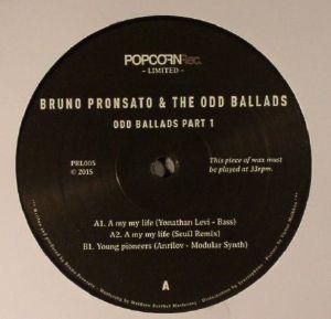PRONSATO, Bruno/THE ODD BALLADS - Odd Ballads Part 1