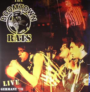 BOOMTOWN RATS, The - Live Germany '78