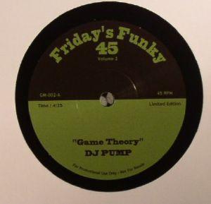 DJ PUMP/HEDSPIN - Game Theory