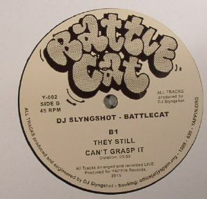 DJ SLYNGSHOT - Battlecat