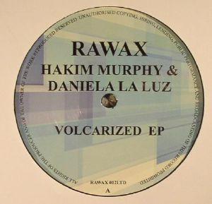 MURPHY, Hakim/DANIELA LA LUZ - Volcarized EP