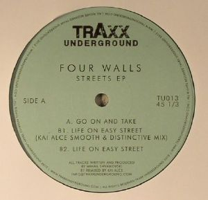 FOUR WALLS - Streets EP