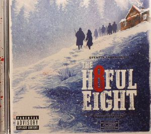 MORRICONE, Ennio/VARIOUS - Quentin Tarantino's: The H8ful Eight (Soundtrack)