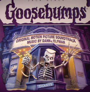 ELFMAN, Danny - Goosebumps (Soundtrack)