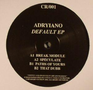 ADRYIANO - Default EP
