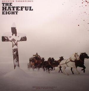 MORRICONE, Ennio/VARIOUS - Quentin Tarantino's: The Hateful Eight (Soundtrack)