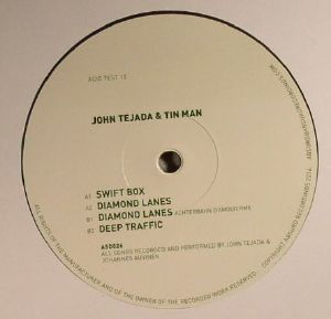 TEJADA, John/TIN MAN - Acid Test 10