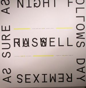 HASWELL, Russell - As Sure As Night Follows Day Remixes