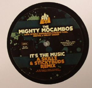 MIGHTY MOCAMBOS, The with AFRIKA BAMBAATAA/CHARLIE FUNK/HEKTEK/DEEJAY SNOOP - It's The Music