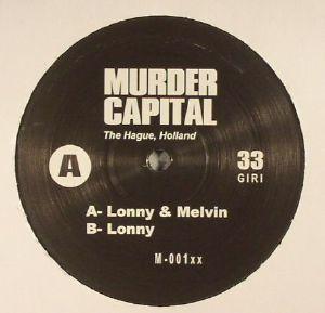 LONNY & MELVIN - Murdercapital EP (remastered)