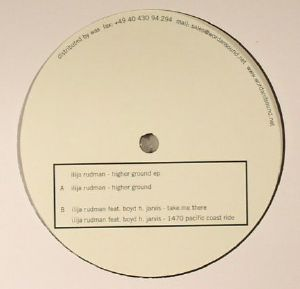 RUDMAN, Ilija - Higher Ground EP