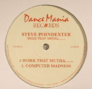 POINDEXTER, Steve - Work That Mutha
