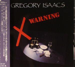 ISAACS, Gregory - Warning