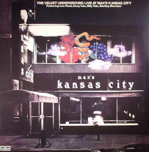 VELVET UNDERGROUND, The - Live At Max's Kansas City