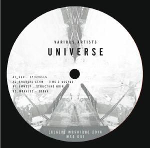 CCO/ANDREAS GEHM/UMWELT/MORALEZ - Universe
