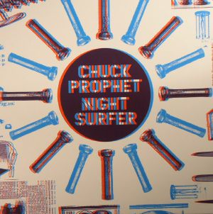 PROPHET, Chuck - 3D Night Surfer 7'' Singles Collection