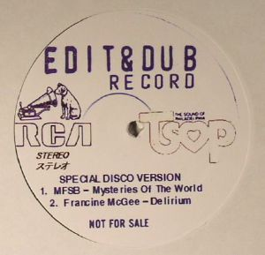 MFSB/FRANCINE McGEE - NYC 1980