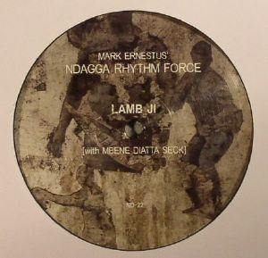 ERNESTUS, Mark presents NDAGGA RHYTHM FORCE - Lamb Ji