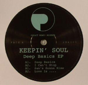 KEEPIN' SOUL - Deep Basics EP