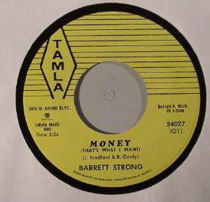 STRONG, Barrett - Money (That's What I Want) (Record Store Day Black Friday 2015)