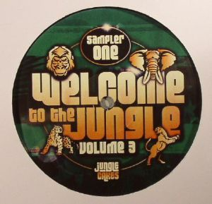 LUGO, Sara/SIZZLA - Welcome To The Jungle Volume 3: Sampler One