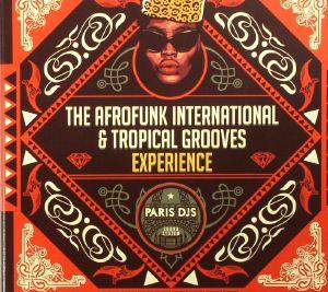 VARIOUS - Paris DJ's Soundsystem: The Afrofunk International & Tropical Grooves Experience