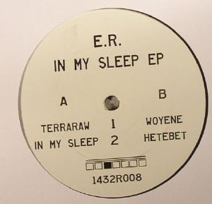 ER - In My Sleep EP