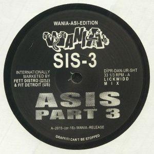 ASIS - Asis Part 3