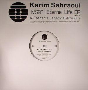 SAHRAOUI, Karim - Eternal Life EP Part 2