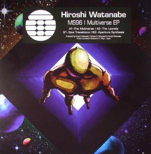 WATANABE, Hiroshi - Multiverse EP