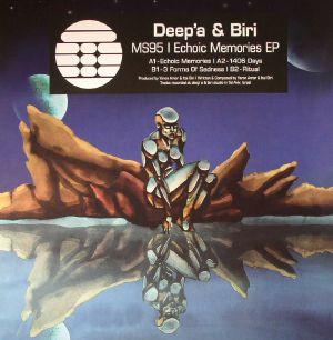 DEEP'A & BIRI - Echoic Memories EP