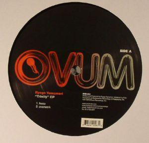 YAMAMORI, Ryogo - Trinity EP