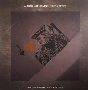 KOPKE, Alfred - Jack Have A Art EP