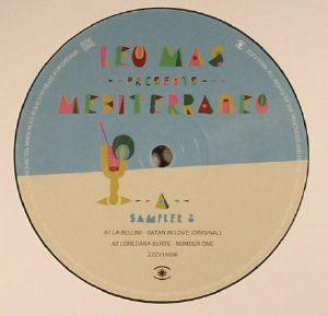 LA BELLINI/LOREDANA BERTE/AKTUALA - Leo Mas Presents Mediterraneo: Rare Balearica Vol 1 Sampler 2