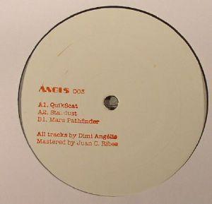 ANGELIS, Dimi - ANGLS003