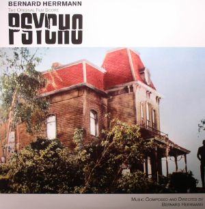 HERRMANN, Bernard - Psycho (Soundtrack) (remastered)